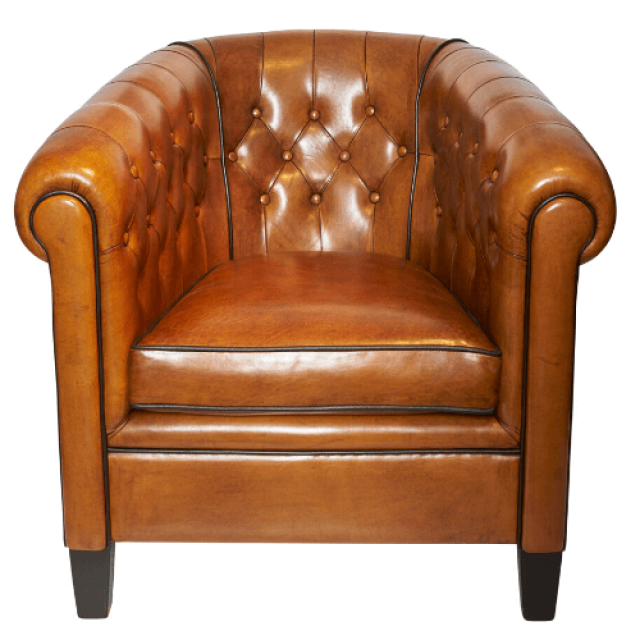 Canterbury Fauteuil Lounge Atelier