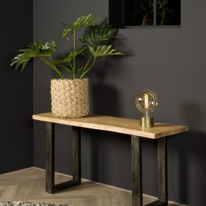Boomstam Console Table Urbania Acasia 150cm Towerliving